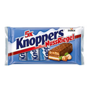 KNOPPERS             Nussriegel Multipack, 5x40g