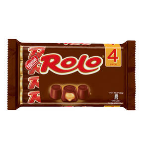 NESTLE             Rolo Toffee, 4er