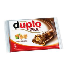 FERRERO             Duplo Chocnut, 5-teilig, 130g