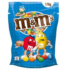 Mars             m&m's® Crispy 170g