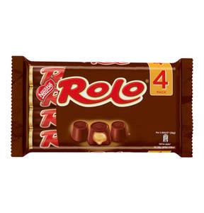 NESTLE             Rolo Toffee, 4er                 (2 Stück)
