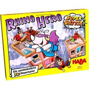 Rhino Hero – Super Battle