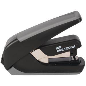 Staples One-Touch™ CX4, Kompakt Flachheftung, Heftgerät, 20 Blatt Kapazität, schwarz