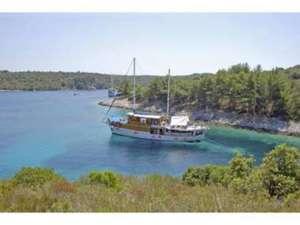 Kroatien – Blaue Reise ab/bis Trogir