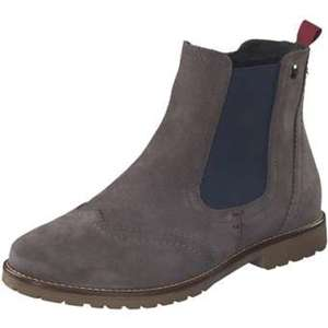 Leone Alexia Chelsea Boots Damen grau