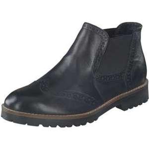 Leone Isabel High Chelsea Boots Damen schwarz