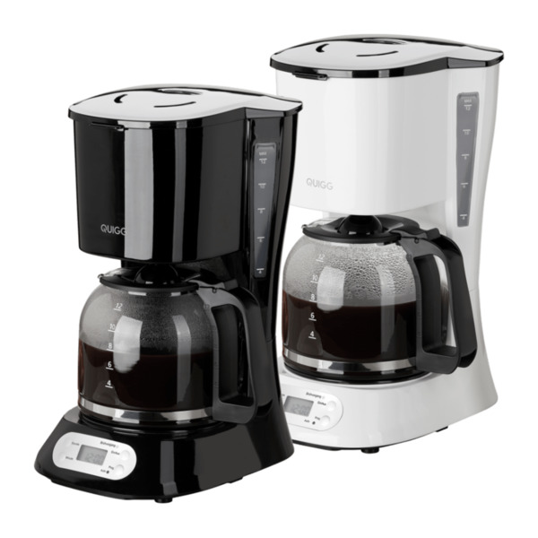 QUIGG     Filter-Kaffeemaschine