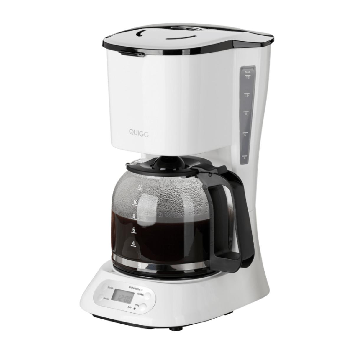 Bild 2 von QUIGG     Filter-Kaffeemaschine