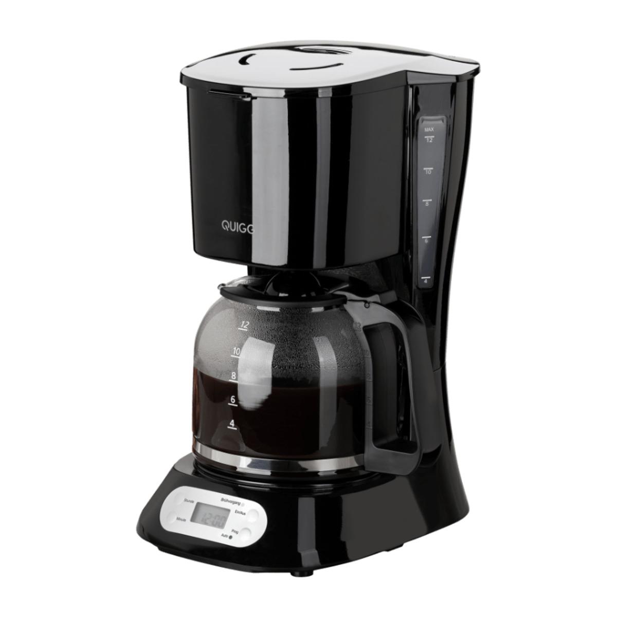 Bild 3 von QUIGG     Filter-Kaffeemaschine