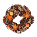 Bild 2 von LIVING ART     Herbstlicher Kranz