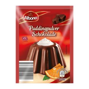 ALBONA     Puddingpulver Schokolade