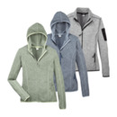 Bild 1 von ACTIVE TOUCH  	   Strick-Fleecejacke