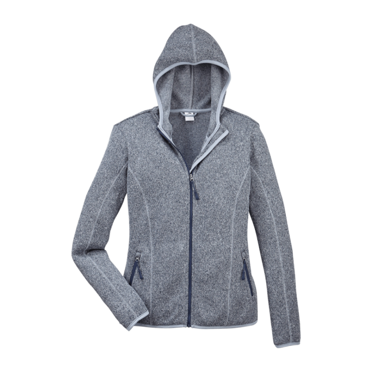 Bild 2 von ACTIVE TOUCH  	   Strick-Fleecejacke