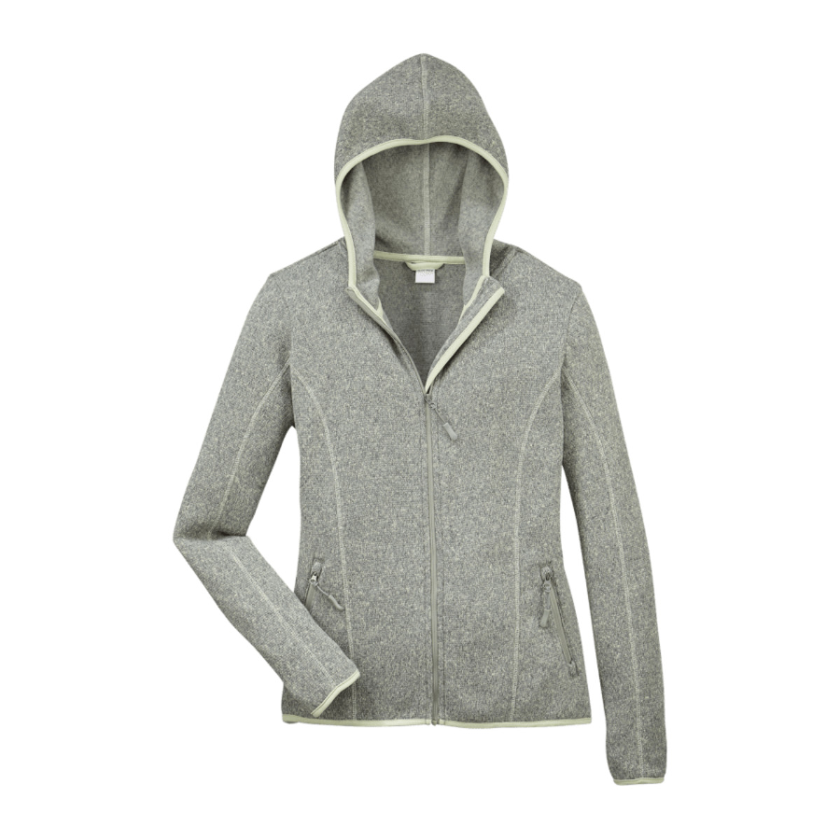 Bild 3 von ACTIVE TOUCH  	   Strick-Fleecejacke