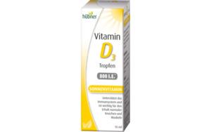Hübner  Vitamin D3 Tropfen 10 ml