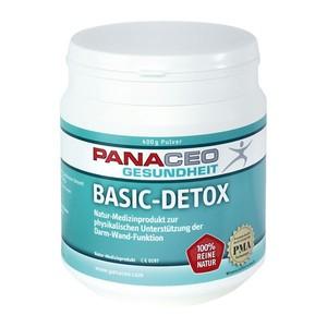 Panaceo  Basic-Detox Pulver 400 g