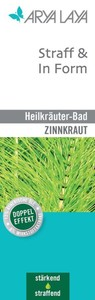Arya Laya  Heilkräuterbad Straff & In Form - Zinnkraut 200 ml