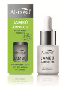 Alsiroyal  Jambú Ampullen Pipettenflasche 15 ml