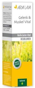 Arya Laya  Heilkräuterbad Gelenk & Muskel Aktiv - Heublumen 200 ml
