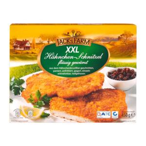 JACK'S FARM     XXL Hähnchen-Schnitzel