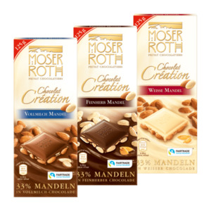 MOSER ROTH  	   Chocolat Création