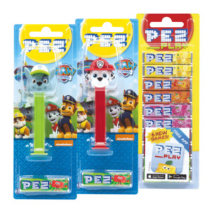 Pez Spender & Candies