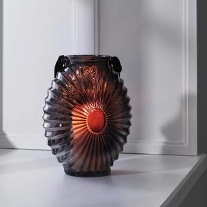 Windlicht Elea Ø/h ca. 18,8/23,8 cm