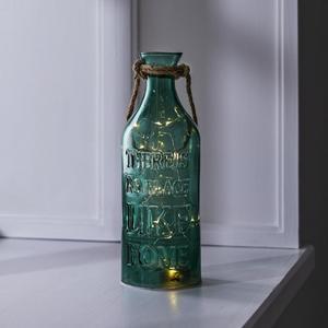 Led-dekoflasche Largo Ø/h ca. 10/28,5 cm