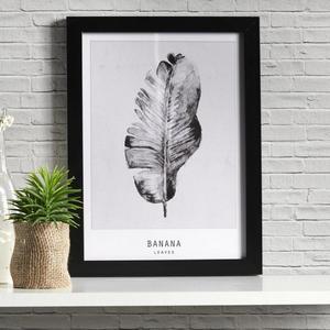 Bild Banana 30x40x1,7 cm
