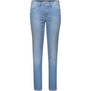 Mac Damen Jeans, Straight Leg, hellblau, 42/L34