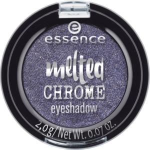 essence cosmetics Lidschatten melted chrome eyeshadow platinum nights 03
