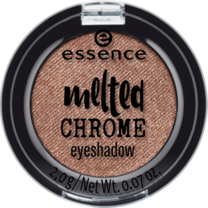 essence cosmetics Lidschatten melted chrome eyeshadow ironic 02