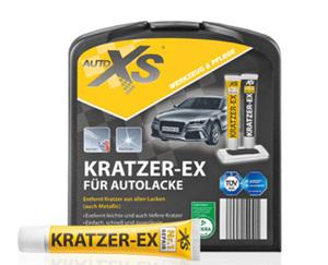 AUTOXS®  Kratzer-Ex für Autolacke