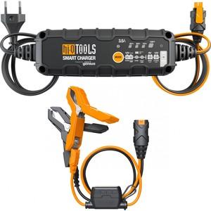 Hi-Q Tools            Batterieladegerät PM3500, 6/12V 3,5A, für Blei-Säure+Lithium