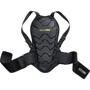 Safe Max            Rückenprotektor 04, Schutzklasse 2 schwarz