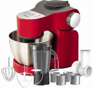 Krups Küchenmaschine KA2535 Master Perfect Plus Red/Chrome
