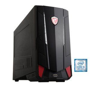 MSI Gaming PC Intel® i5-8400 8GB SSD + HDD GeForce® GTX 1060 »Nightblade MI3 8RC-061DE«
