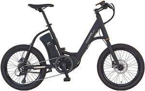Prophete Damen E-Bike City, 20 Zoll, 8 Gang Shimano Sora, Mittelmotor, 250 Watt, »Navigator Urban«