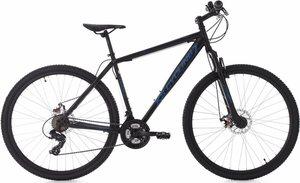 KS Cycling Mountainbike »HEIST«, 21 Gang Shimano Tourney Schaltwerk, Kettenschaltung