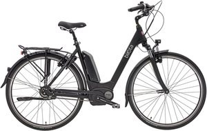 Birota City E-Bike, 36V/250W Mittelmotor, 26 Zoll, 8 Gang Shimano Nexus 8, »Birota 900«