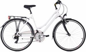 KS Cycling Trekkingrad »Canterbury«, Shimano Tourney TX Schaltwerk, Kettenschaltung