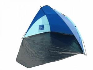 Strandzelt 240 x 120 x 120 cm ,  Farbe: blau