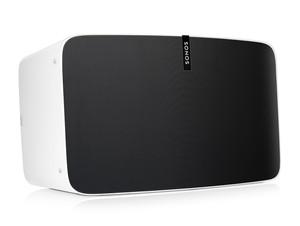 Sonos Play:5, Multiroom-Lautsprecher, für Musik-Streaming, 2. Gen., weiß