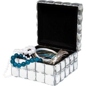 KARE DESIGN Box Diamonds SQUARE SMALL Silber