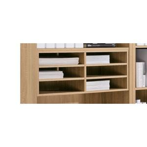 vito Facheinteilung VITO WEB Sonoma Eiche Nachbildung ca. 76 x 33 x 37 cm