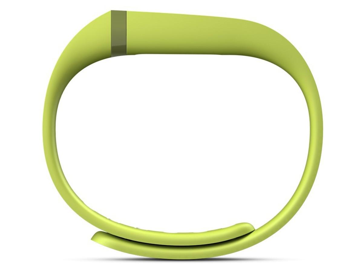 Bild 3 von Fitbit Flex, Armband mit Fitness-Tracker, limettengrün