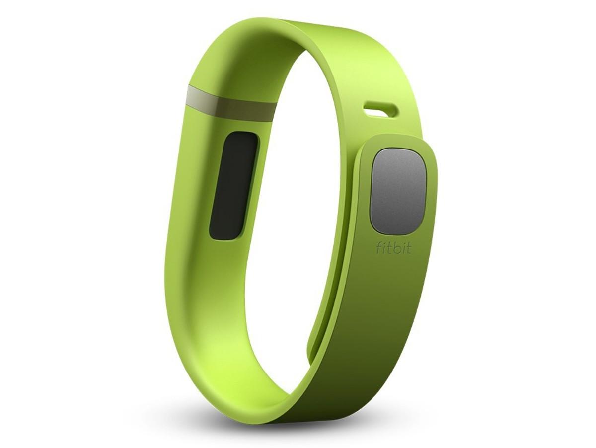 Bild 4 von Fitbit Flex, Armband mit Fitness-Tracker, limettengrün