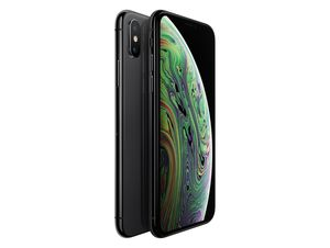 Apple iPhone XS, 64 GB, space grau