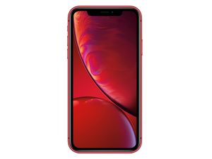 Apple iPhone XR, 64 GB, (PRODUCT)RED rot