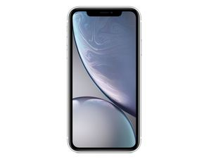 Apple iPhone XR, 128 GB, weiß